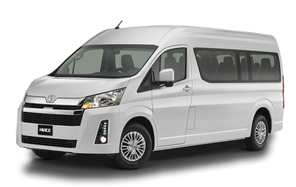 Renta de camionetas para viajes Toyota 2020