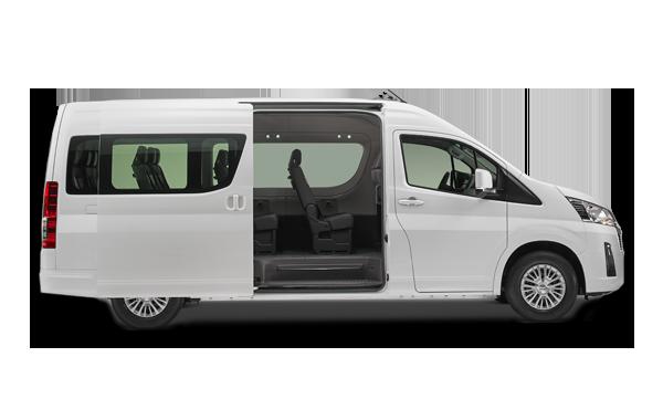 Renta de camionetas para viajes - Toyota-2020